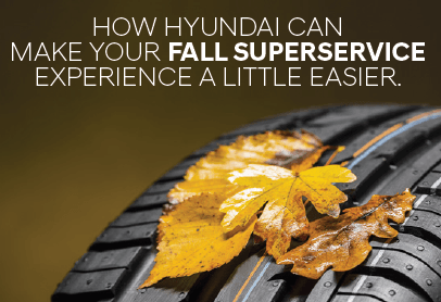 FALL SUPERSERVICE