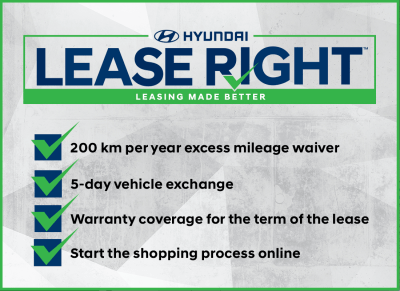 HYUNDAI LEASE RIGHT PROGRAM