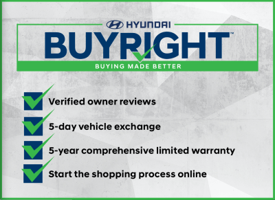 HYUNDAI BUY RIGHT PROGRAM